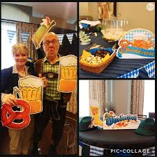 Oktoberfest is here! Palermo Village Retirement Residence had a ...