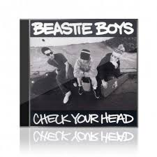 <b>Check</b> Your Head | CD | <b>Beastie boys</b> merch