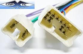 amazon com stereo wire harness toyota tundra 00 01 02 2000 car stereo wire harness toyota tundra 00 01 02 2000 car radio wiring installation parts