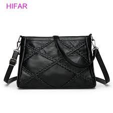 <b>HIFAR</b> 2018 New PU <b>Leather</b> Women <b>Bag Handbags</b> Ladies ...