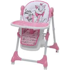 Купить <b>стульчик для кормления Polini</b> kids Disney baby 470 Кошка ...