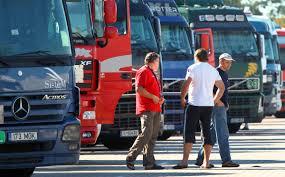 Znalezione obrazy dla zapytania LKW-Fahrer adr