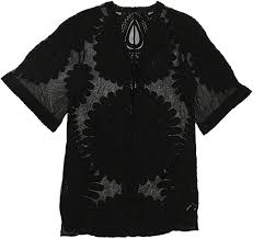 DQdq <b>Women's Lace</b> Cardigan <b>Cover Ups</b> Beachwear Cotton at ...