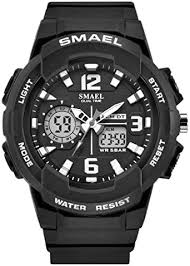 SMAEL Women's Sport Wrist Watch Quartz Dual ... - Amazon.com