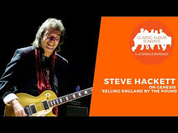 Genesis 'Selling England by the Pound' with <b>Steve Hackett at</b> ...