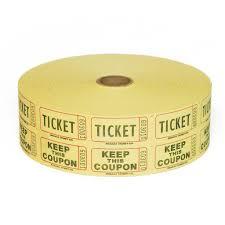double sided raffle tickets raffle tickets