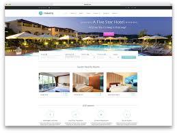30 best hotel apartment vacation home booking wordpress themes starhotel light wordpress hotel website template