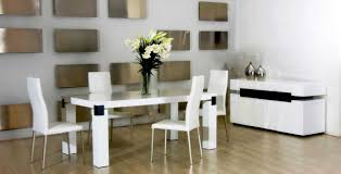dining room table modern centerpieces corner