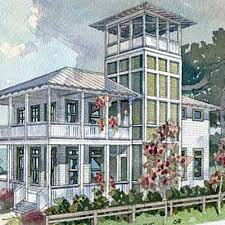 Carolina Island House   Top House Plans   Coastal LivingPages