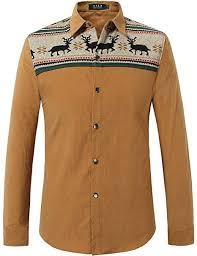 SSLR Men's Knit Splice <b>Corduroy Casual</b> Long Sleeve Cotton <b>Shirt</b> ...