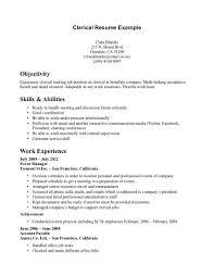 examples of resumes example good resume no job experience 89 enchanting examples of good resumes