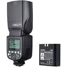 Godox Ving V 860 II TTL Li-Ion Flash Kit for Canon: Amazon.in ...