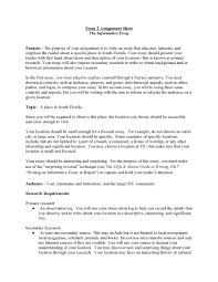 background essay example cover letter information essay example example of background