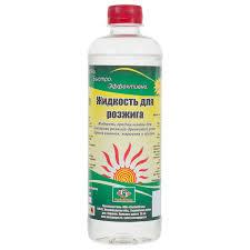 <b>Жидкость для розжига</b> древесного угля 0.5 л в Санкт-Петербурге ...