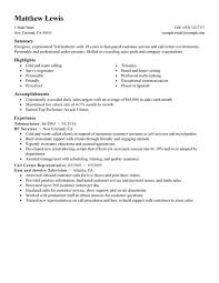 experienced telemarketer resume example experience resume example
