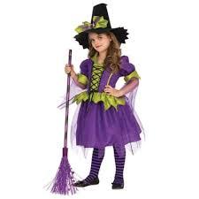 Rubies© <b>Purple Moon</b> Witch Child's 2-Piece Costume | Bed Bath ...