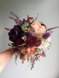 "1/2/3/<b>6 pcs</b> 24"" Rustic <b>Autumn</b> Mixed Peony Bush <b>Fall Bouquet</b> ..."