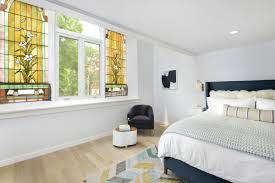 chicago church converted into family home bedroom interior bedroom converted home