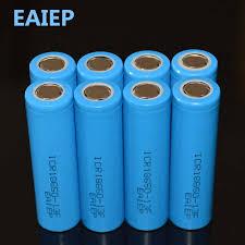 <b>EAIEP</b> 8 piece / lot 18650 3.7V 1300mAh rechargeable liion <b>battery</b> ...