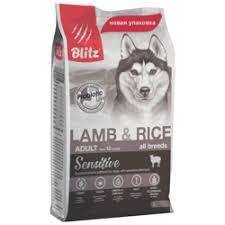 <b>Корма Blitz</b> для собак — купить на Яндекс.Маркете