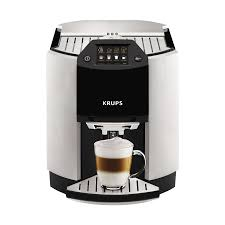 artisan espresso maker empire red krups barista one touch stainless steel automatic programmable espress