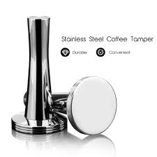 dolce gusto coffee tamper stainless steel filling tool for machine refillable capsule pressing grind