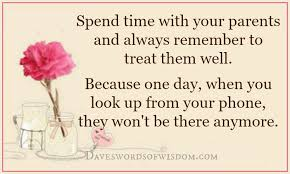Image result for spend time with your parents images