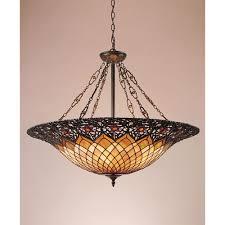 adriana tiffany bowl pendant bowl pendant lighting