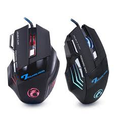 Professional <b>Wired Gaming Mouse X7</b> | GConduit ESports