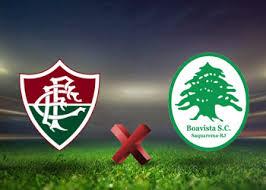 Image result for logo Fluminense vs Boavista RJ