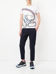 Iceberg футболка с <b>вышивкой</b> '<b>Mickey</b>' -29%- Купить в Интернет ...