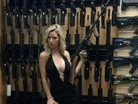 50 HOT CHICKS WITH <b>BIG</b> GUNS ideas | <b>guns</b>, <b>girl</b> guns, women guns