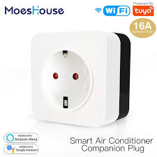 Wifi <b>Smart</b> Air Conditioner Companion Voice Control <b>Smart</b> Socket ...
