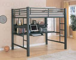 bunk bed furniture metal beds with desk and computer also bunk bed computer desk