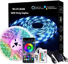 <b>LED</b> Strip <b>Lights</b> WiFi Wireless Smart Phone <b>APP Controlled</b> Sync to ...