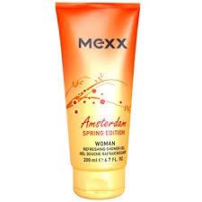 <b>Mexx</b> Amsterdam <b>Spring Edition Woman</b> Bath & Shower Gel 200ml ...