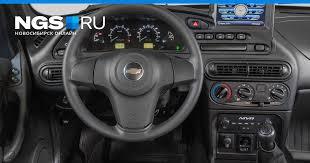 Chevrolet Niva с <b>мультимедиа</b>-<b>системой</b> и <b>сенсорным</b> экраном ...