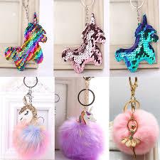 <b>Kawaii Unicorn</b> Plush Toys Fluffy Fur Pom Pom <b>Metal</b> unicornio ...