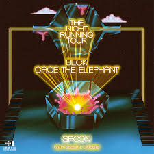 Beck and <b>Cage the Elephant</b> with Spoon
