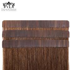 vl human hair bundles 4 weave 100 remy extensions straight with free shipping black brown for salon