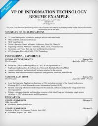 resume template  it resume examples resume example it security    example of vp resume resume sample  vice president resume career resumes sample information technology resume