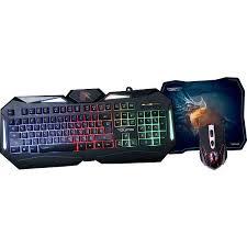 Игровой комплект клавиатура <b>Qumo Spirit Of</b> Wisdom и мышь ...