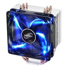<b>Кулер</b> для процессора <b>DEEPCOOL GAMMAXX 400</b> RET — купить ...