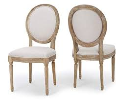 Christopher Knight Home Phinnaeus Fabric <b>Dining Chairs</b>, <b>2</b>-<b>Pcs</b> ...