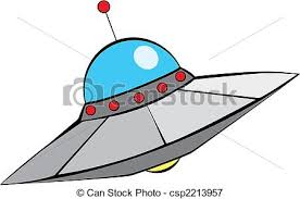 Image result for cartoon flying saucer