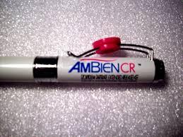 heavy metal ambien cr drug rep pharmaceutical pen new unused in heavy metal ambien cr drug rep pharmaceutical pen new unused in wrapper 2 2 of 5