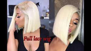 BEST #<b>613 full lace wig</b>} How to cut, install, and style { Wowafrican ...
