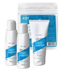<b>Estel Curex</b> Active Фитнес <b>набор</b> для волос и тела (шампунь+ ...