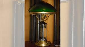 <b>Лампа настольная</b>.<b>Модерн</b>.Старая.До 1917г.Антик купить в ...