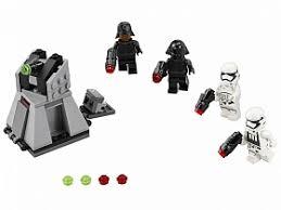 """<b>Конструктор Lego</b> Star Wars <b>Боевой набор</b> Первого Ордена"""""""""""